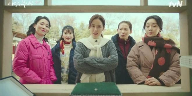 Hinh anh ngoai doi cua ba thim Trieu Tien trong 'Ha canh noi anh' hinh anh 2 Tang_lop_Itaewon_3.jpg