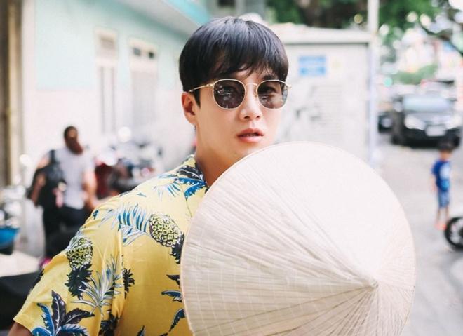 Thieu gia bat tai cua 'Tang lop Itaewon' tung yeu tham Song Hye Kyo hinh anh 9 Ahn_Bo_Hyun_10.jpg