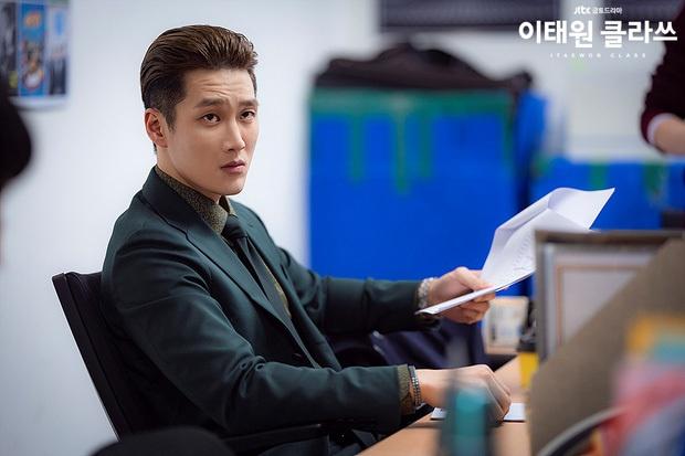Thieu gia bat tai cua 'Tang lop Itaewon' tung yeu tham Song Hye Kyo hinh anh 1 Ahn_Bo_Hyun_2.jpeg