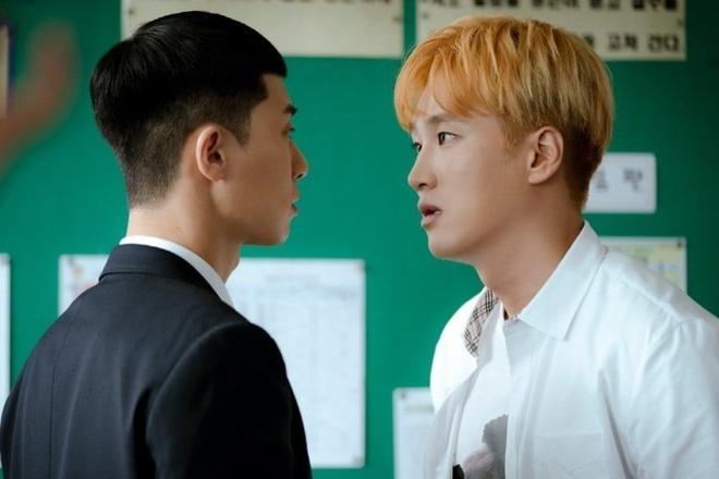 Thieu gia bat tai cua 'Tang lop Itaewon' tung yeu tham Song Hye Kyo hinh anh 3 Ahn_Bo_Hyun_4.jpeg