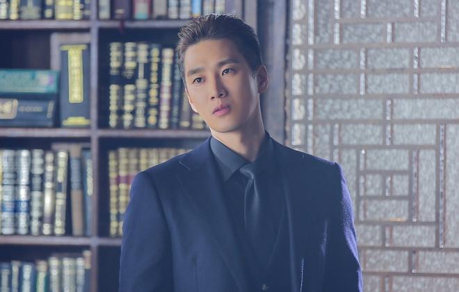 Thieu gia bat tai cua 'Tang lop Itaewon' tung yeu tham Song Hye Kyo hinh anh 8 Ahn_Bo_Hyun_9.jpg