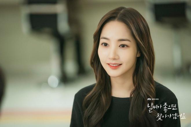 'Nu hoang dao keo' Park Min Young tro lai va tham bai hon nam cu hinh anh 1 Park_Min_Young_1.jpg