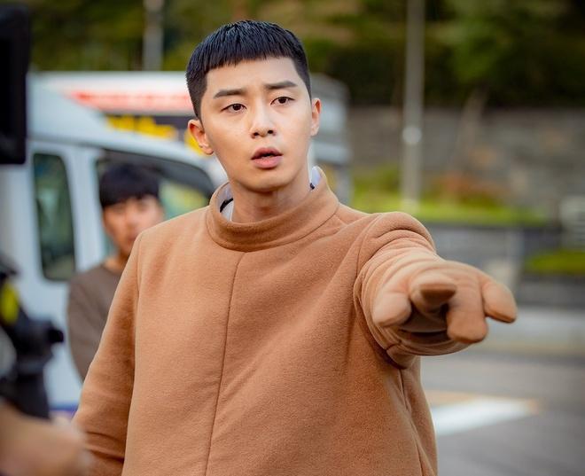 Tang lop Itaewon,  Itaewon Class,  Park Seo Joon,  Kim Da Mi anh 4