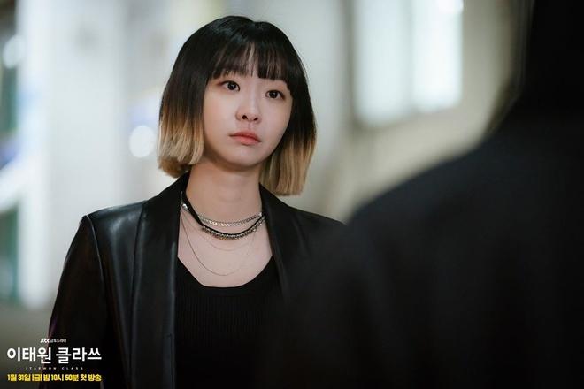 Tang lop Itaewon,  Itaewon Class,  Park Seo Joon,  Kim Da Mi,  Kwon Nara anh 4