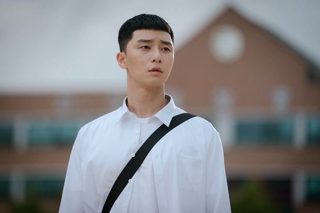 Vi sao 'Tang lop Itaewon' giam suc hut? hinh anh 1 Park_Seo_Joon_5.jpg
