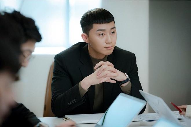 'Tang lop Itaewon', 'Ha canh noi anh' bi che 'dau voi duoi chuot' hinh anh 2 Tang_lop_Itaewon_1.jpg