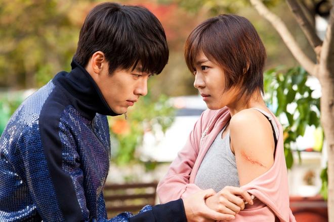 Hyun Bin,  Baek Ji Young,  Khu vuon bi mat anh 1