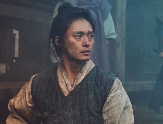Kim Sung Kyu - chang thien xa dien trai, lanh lung cua 'Kingdom' hinh anh 1 Kim_Sung_Kyu_5.jpg