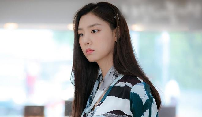 My nhan 'Ha canh noi anh' dong cap voi Song Seung Hun hinh anh 1 Seo_Ji_Hye_2.jpg