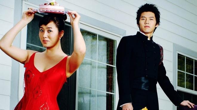 Tuoi 45 cua nang 'Kim Sam Soon' sanh vai Hyun Bin mot thoi hinh anh 3 Kim_Sun_Ah_7.jpg