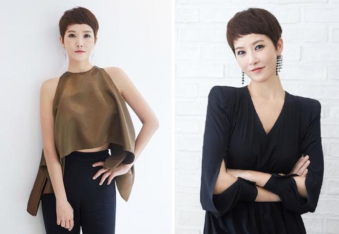 Tuoi 45 cua nang 'Kim Sam Soon' sanh vai Hyun Bin mot thoi hinh anh 5 Kim_Sun_Ah_8.jpg