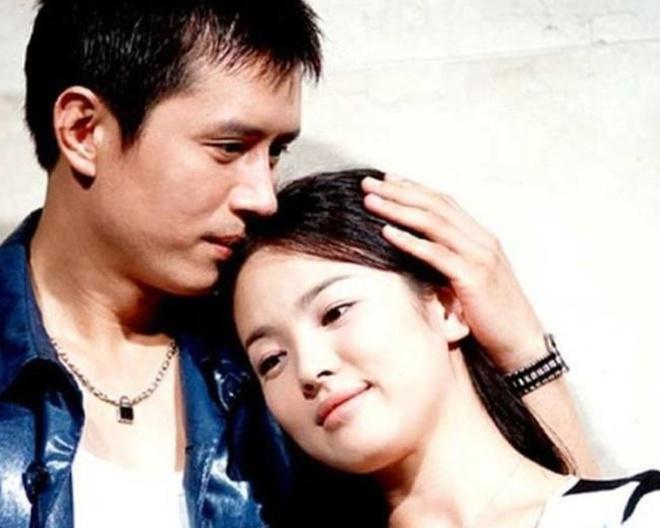Song Hye Kyo,  Kim Min Jong anh 1
