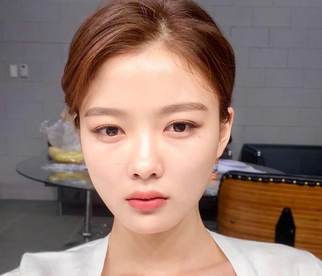Kim Yoo Jung,  May hoa anh trang,  em gai quoc dan anh 4
