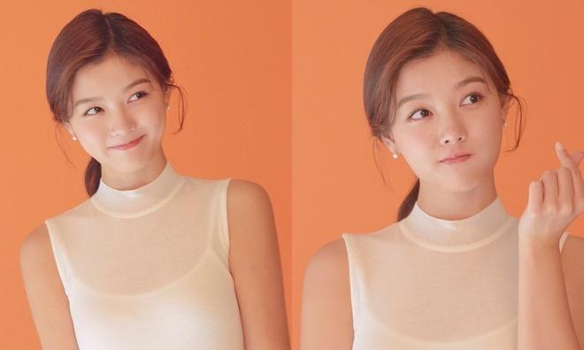 Kim Yoo Jung,  May hoa anh trang,  em gai quoc dan anh 2