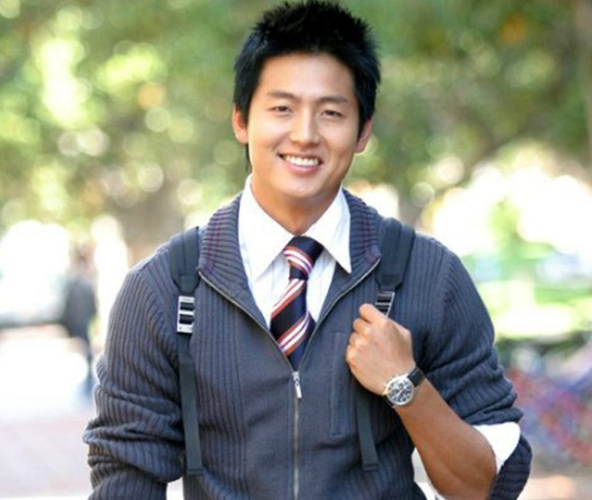 Quan vuong bat diet,  Chuyen tinh Harvard,  Lee Jung Jin anh 4