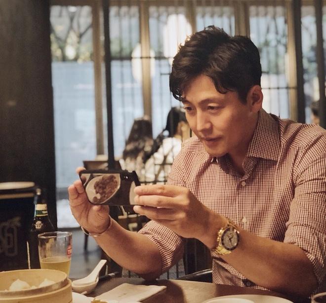 Quan vuong bat diet,  Chuyen tinh Harvard,  Lee Jung Jin anh 8
