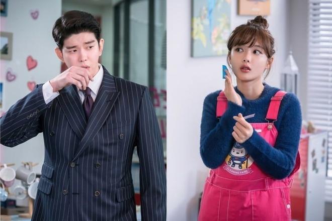 Quan vuong bat diet,  Lee Min Ho,  Kim Go Eun anh 12