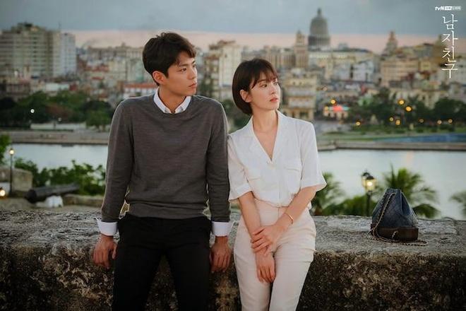 Quan vuong bat diet,  Lee Min Ho,  Kim Go Eun anh 6