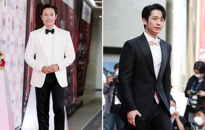 Oscar,  giai dien anh Chuong vang,  Lee Byung Hun,  Parasite anh 1