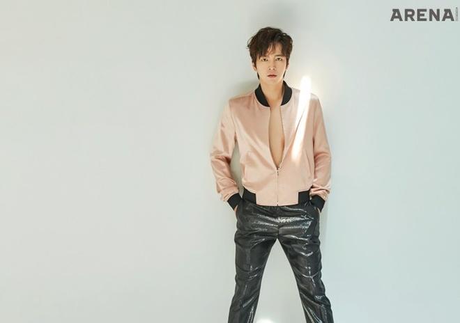 Jang Geun Suk,  Co nang dep trai anh 3