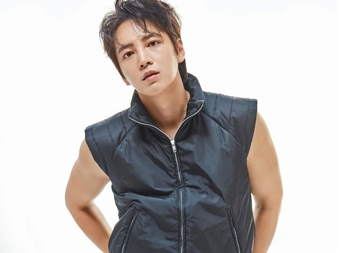 Jang Geun Suk,  Co nang dep trai anh 8
