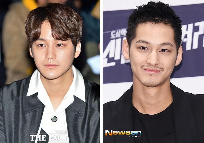 So Ji Sub,  Song Joong Ki,  Kim Bum,  Jang Geun Suk anh 5
