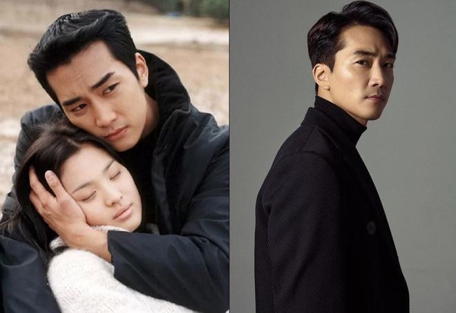 Song Seung Hun,  Ahn Jae Wook,  Han Jae Suk anh 1