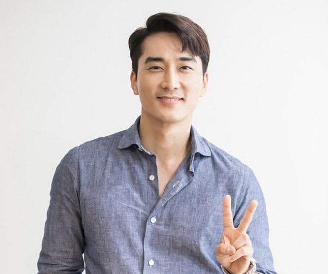 Song Seung Hun,  Ahn Jae Wook,  Han Jae Suk anh 2