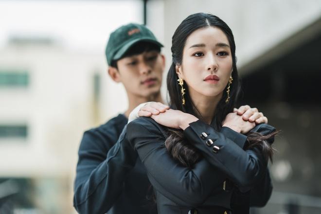 Kim Soo Hyun,  Dien thi co sao,  Seo Ye Ji anh 4