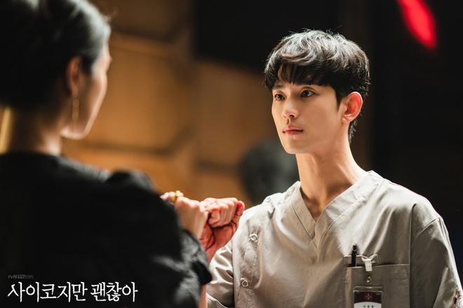 Kim Soo Hyun,  Dien thi co sao,  Seo Ye Ji anh 7