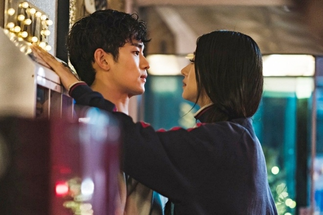 Kim Soo Hyun,  Dien thi co sao,  Ha canh noi anh,  Lee Min Ho anh 11