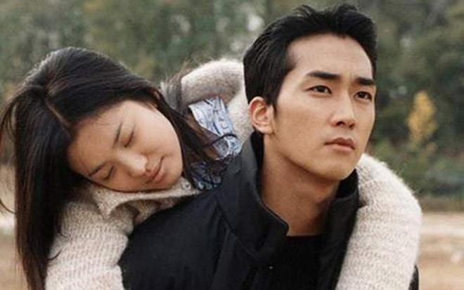 Song Seung Hun,  Trai tim mua thu,  Song Hye Kyo anh 2