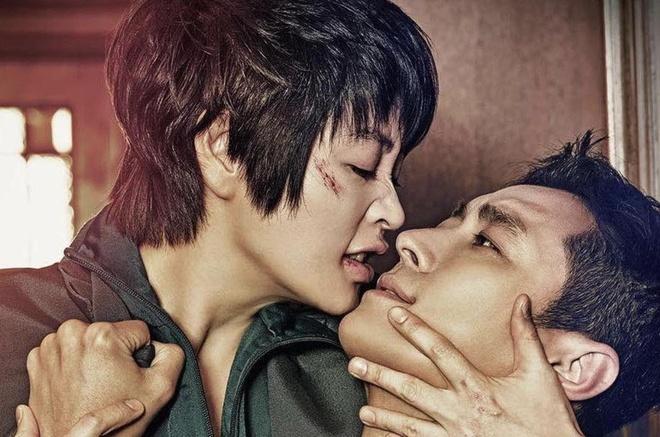 Ha canh noi anh,  The gioi hon nhan,  Hyena,  Kim Hye Soo,  Joo Ji Hoon anh 7
