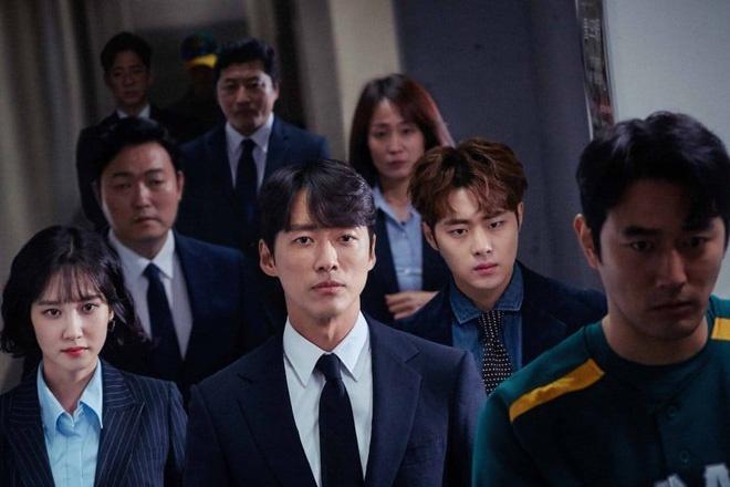 Ha canh noi anh,  The gioi hon nhan,  Hyena,  Kim Hye Soo,  Joo Ji Hoon anh 4