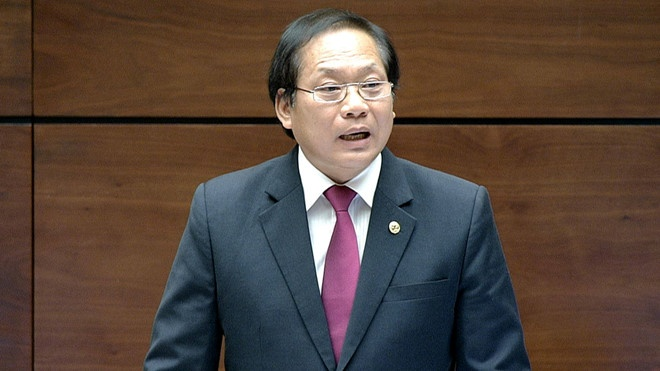 Bo truong Truong Minh Tuan: 'Han che nang luong xau tren mang xa hoi' hinh anh