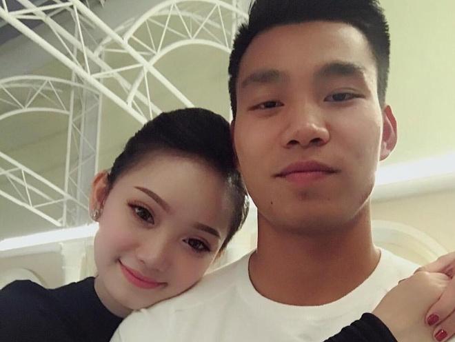 Ban gai xinh nhu hot girl cua cac cau thu U23 Viet Nam hinh anh