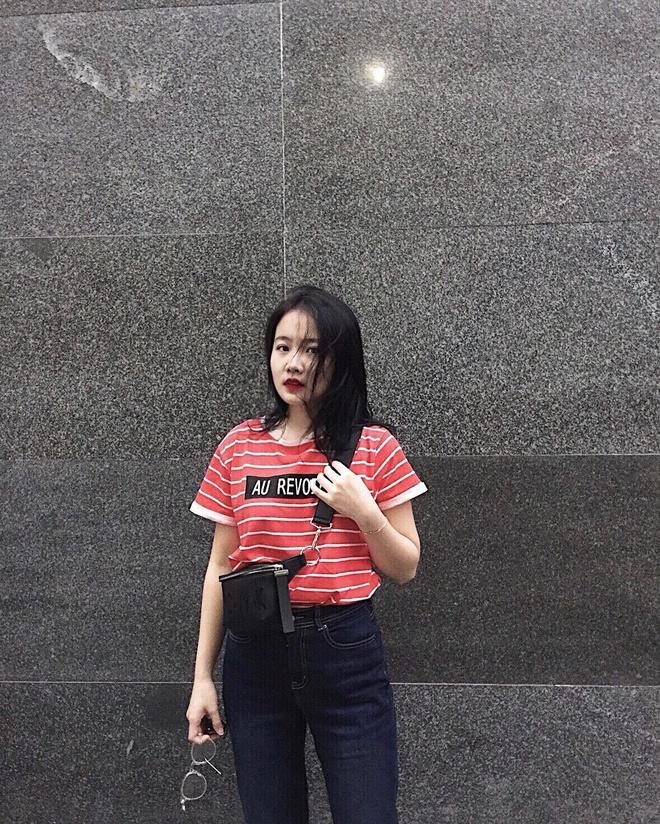 30743770 584467021914535 4048167819357978624 n Ảnh Bạn gái của các cầu thủ U23 Việt Nam xinh như hot girl