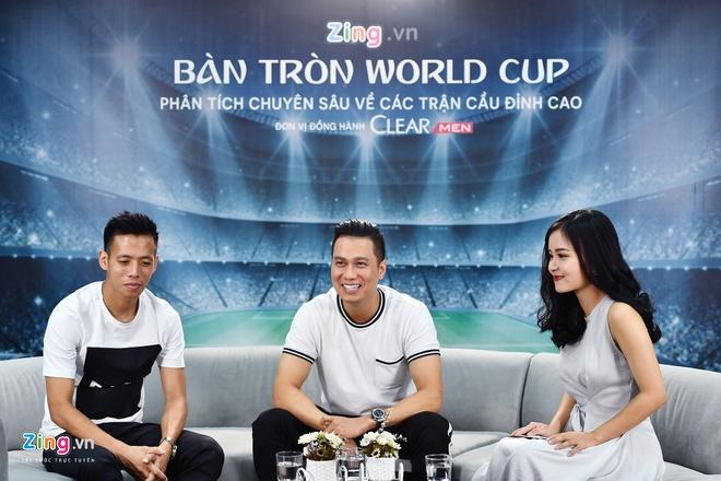 'Phan Hai' Viet Anh: 'Messi bi cam cum, Argentina se guc nga ngay' hinh anh