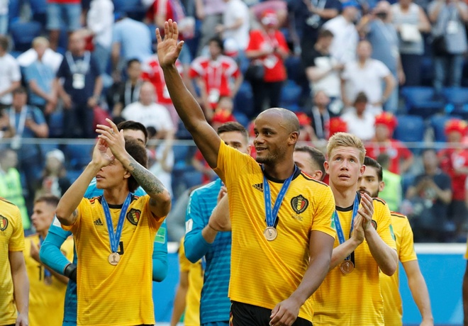 Ket qua dem qua: Bi nhe nhang danh bai Anh gianh giai 3 World Cup hinh anh