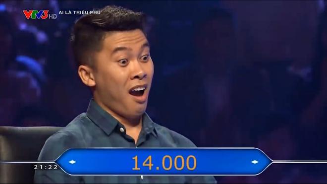 Loat tinh huong 'cuoi ra nuoc mat' tai Ai la trieu phu 2018 hinh