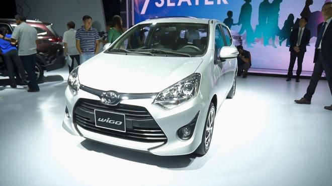 Video chi tiet Toyota Wigo - doi thu Hyundai Grand i10 hinh anh