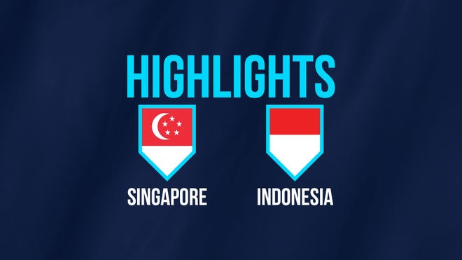 Highlights AFF Cup: DT Singapore 1-0 DT Indonesia hinh anh