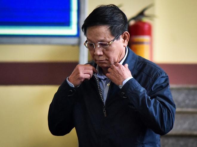Ong Phan Van Vinh: 'Khong co the luc nao dung sau de doa toi' hinh anh