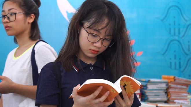 Ngày Sách Việt Nam lần thứ 6 thu hút gần 100 gian hàng