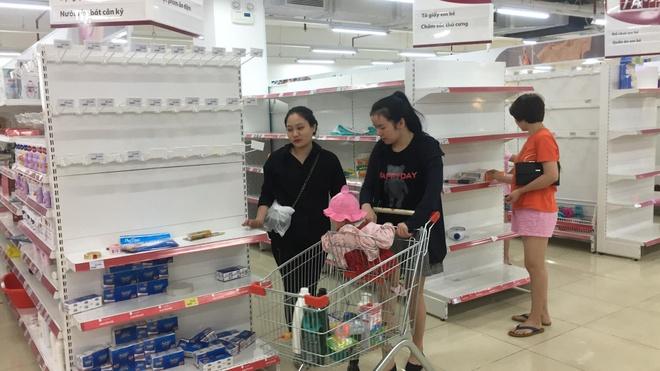 Auchan xa hang, khach noi 'mua vi tam ly dam dong' hinh anh