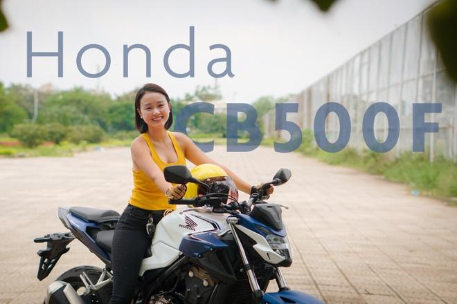 Trai nghiem Honda CB500F - gia mem, xe lanh dung chat Honda hinh anh