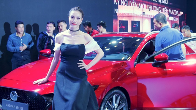 Mazda3 2020 gia cao nhat phan khuc xe hang C hinh anh