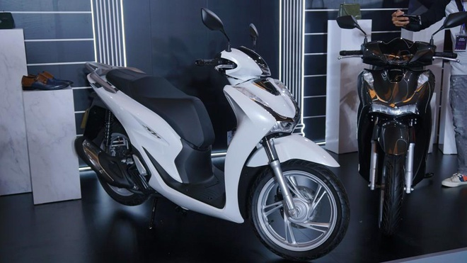 Trai nghiem nhanh Honda SH 2020 vua ra mat o Viet Nam hinh anh