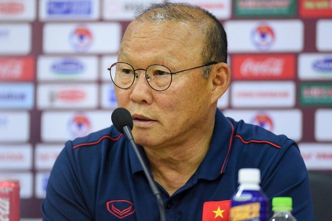 HLV Park Hang-seo: 'Chung toi biet diem yeu cua Thai Lan' hinh anh