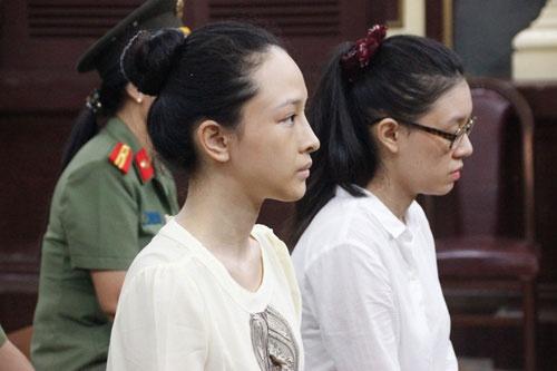 hoa hau Phuong Nga lua dao anh 1